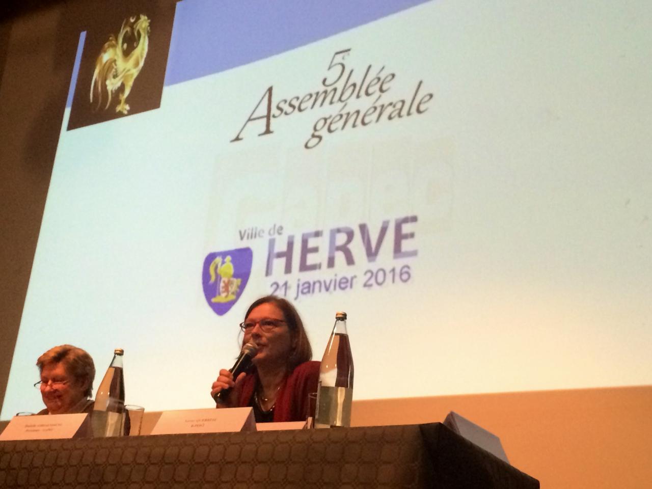 5e AG Herve
